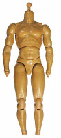 Wefire Light Speed Boy - Nude Body w/ Neck and Hand Joints