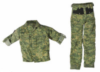 Wefire Light Speed Boy - Digital Camo Uniform