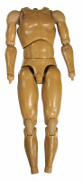 HK CID Inspector - Nude Body