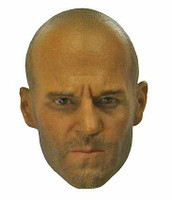 Death Race Frankenstein - Head w/ No Neck Joint (Statham)