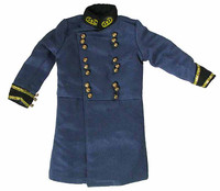 Major General George E Pickett - Heavy Over Coat (Real Working Metal Buttons)
