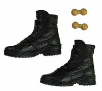 HH: Resident Evil 4: RPD Leon - Boots w/ Ball Joints