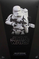 Star Wars: TFA: First Order Flametrooper - Boxed Figure