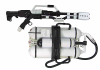 Star Wars: TFA: First Order Flametrooper - Flamethrower
