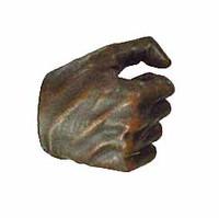 Frazetta: Death Dealer -  Right Gloved Tight Grip Hand