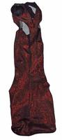 Sleeveless Mermaid Gowns - Red Dress