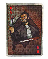 Gangster Kingdom: DIamond V Ralap - 1:1 Actual Playing Card