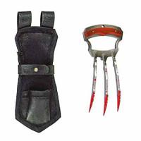 Gangster Kingdom: DIamond V Ralap - Claw w/ LEFT Belt Holder (Limit 1)
