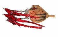 Gangster Kingdom: DIamond V Ralap - Left Hand w/ Claw Slash Effect