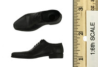 POP Toys: Business Suit - Black Shoes (For Ball Joints)