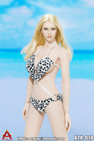 Swimming Suit (White with Dots) - Packaged Accessory Set (No head or body)