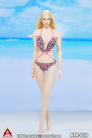 Swimming Suit (Pink with Dots) - Packaged Accessory Set (No head or body)