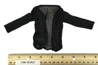 Black Dancewear Set - Black Light Sweater