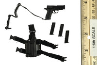 USSOCOM Navy Seal UDT - Pistol w/ Drop Leg Holster and Accessories