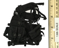 USSOCOM Navy Seal UDT - Black Tacticle Vest