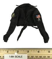 Female Shooter Black Version - Shirt (Black)