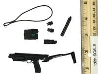 Spectre - Sub Machine Gun (LRC-2) w/ Accessories