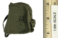 101st Airborne Division - Battle of Hamburger Hill 1969 - Gas Mask Bag (M17)
