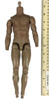 Fight Club - Tyler Durden (Red Jacket Version) - Nude Body