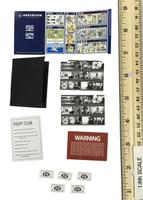Tyler Durden (Fur Coat Version) - File Folder (See Note)