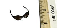 Tyler Durden (Fur Coat Version) - Dark Sunglasses
