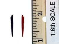 SR-71 Blackbird Flight Test Engineer - Pen Set (Red & Yellow) Not red and blue pictured.