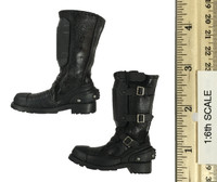 Heavy Armored Special Cop (v2.0) - Boots (For Feet)