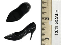 Cowgirl Clothing Set - High Heels (For Feet) (Black)