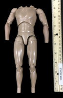 Resident Evil 6 - Leon Kennedy - Nude Body