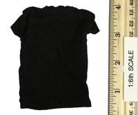 CQB Night - Black Nylon Short Sleeve Shirt