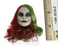 Female Joker - Two-Color Head (No Neck Joint) (Limit 1)