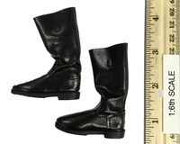 German Grossdeutschland Division Motorcycle Driver - Jack Boots (For Feet)
