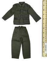German Grossdeutschland Division Motorcycle Driver - Uniform (M43)