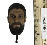 King Leonidas - Head (Calm Expression) (No Neck Joint)