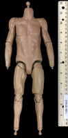 Forest Lone Wolf - Nude Body (Tall) (See Note)