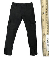 Forest Lone Wolf - Pants (Black)
