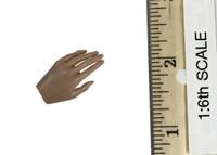 VC 3.0 Female Body Set - Left Bare Relaxed Hand