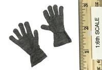 Wehrmacht Paratrooper Padded Winter Jacket Set - Gloves