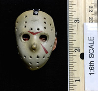 Friday the 13th Part 3: Jason Voorhees V2 - Head w/ Mask (See Note)