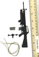 LRRPs Long Range Reconnaissance Patrol: Cobra - Rifle (M16 A1) w/ Grenade Launcher & Acc.