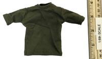 LRRPs Long Range Reconnaissance Patrol: Cobra - T - Shirt (Green)