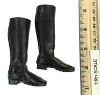 Infernal Clockwork Men - Leather Jack Boots (For Feet)