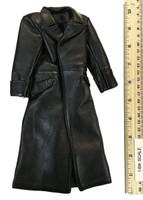 Infernal Clockwork Men - Leather Long Heavy Overcoat