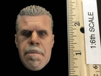 Sons of Anarchy: Clay Morrow - Head (No Neck Joint)