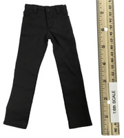 Sheriff Rick Accessory Set - Black Levi Style Pants