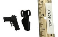 Gangster Kingdom: Officer A. Lewis - Pistol w/ Holster (P229)