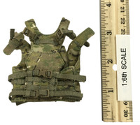Multicam Tactical Female Shooter Set - Chest Rig (Camo)