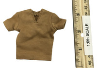 Multicam Tactical Female Shooter Set - Combat Shirt (Tan)
