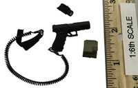 SDU Special Duties Unit Assault K9 - Pistol (G17) w/ Accessories