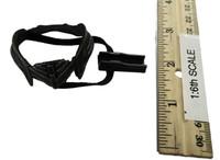 Lady Commander - Metal Look Belt w/ Holster / Scabbard